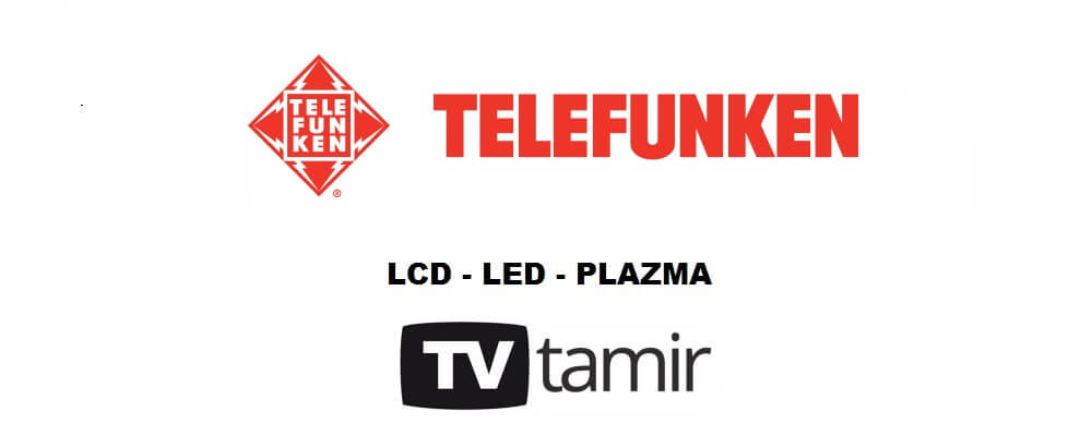 telefunken tv tamiri tamircisi servis kurulum
