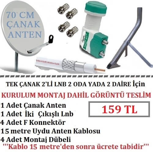 besiktas led tv antenleri